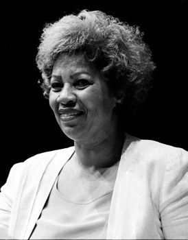 Toni Morrison, Credit: Miami Dade College Archives