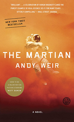 Martian Book Cover